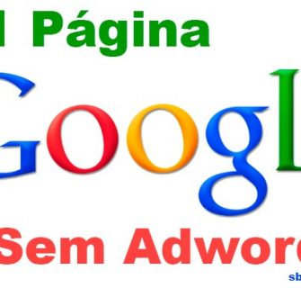 Colocar Site na Primeira Pagina do Google